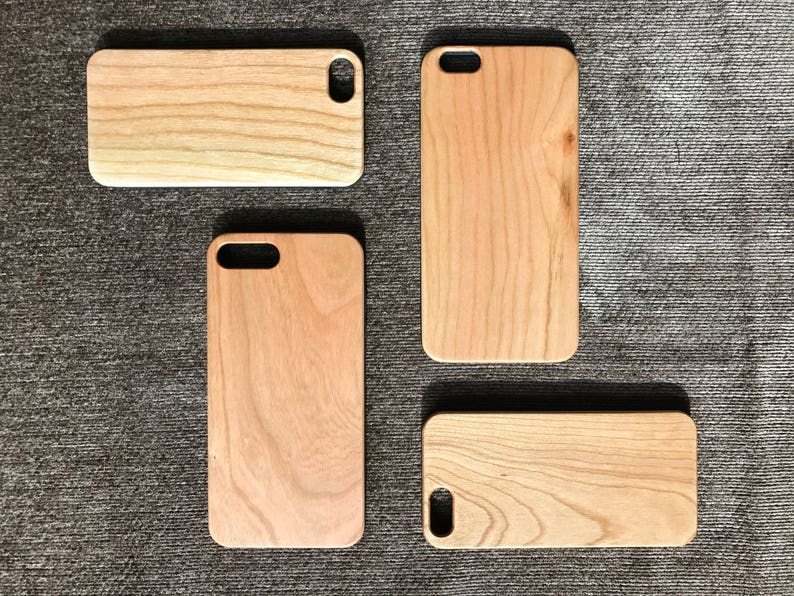 best service 5b89c ecaa8 Personalised Wooden Phone Case For iPhone & Samsung