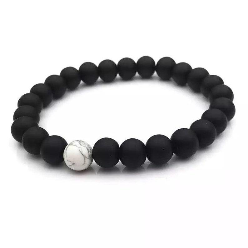 MarbleVolcanic Beads Bracelets