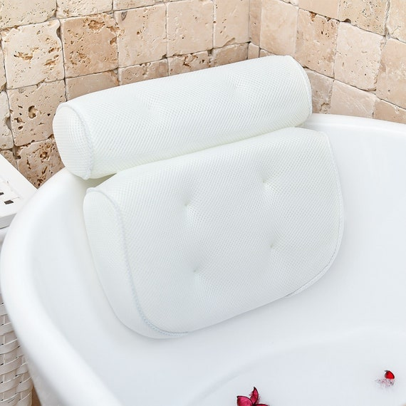 One or Two Inflatable Bath Pillows