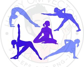 hatha yoga  etsy