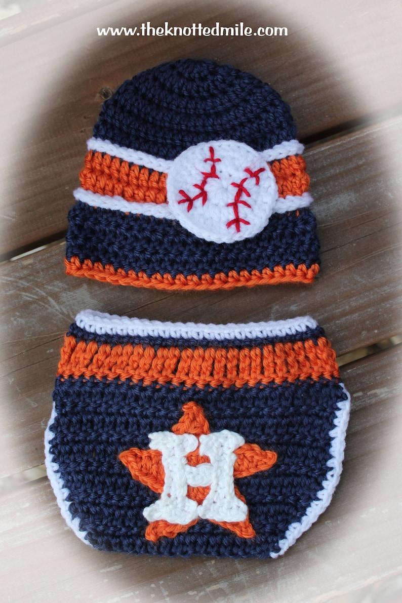 24bb93c97e8 Houston Astros baby Houston Astros newborn set Houston