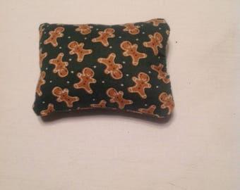 Gingerbread Catnip Pillows