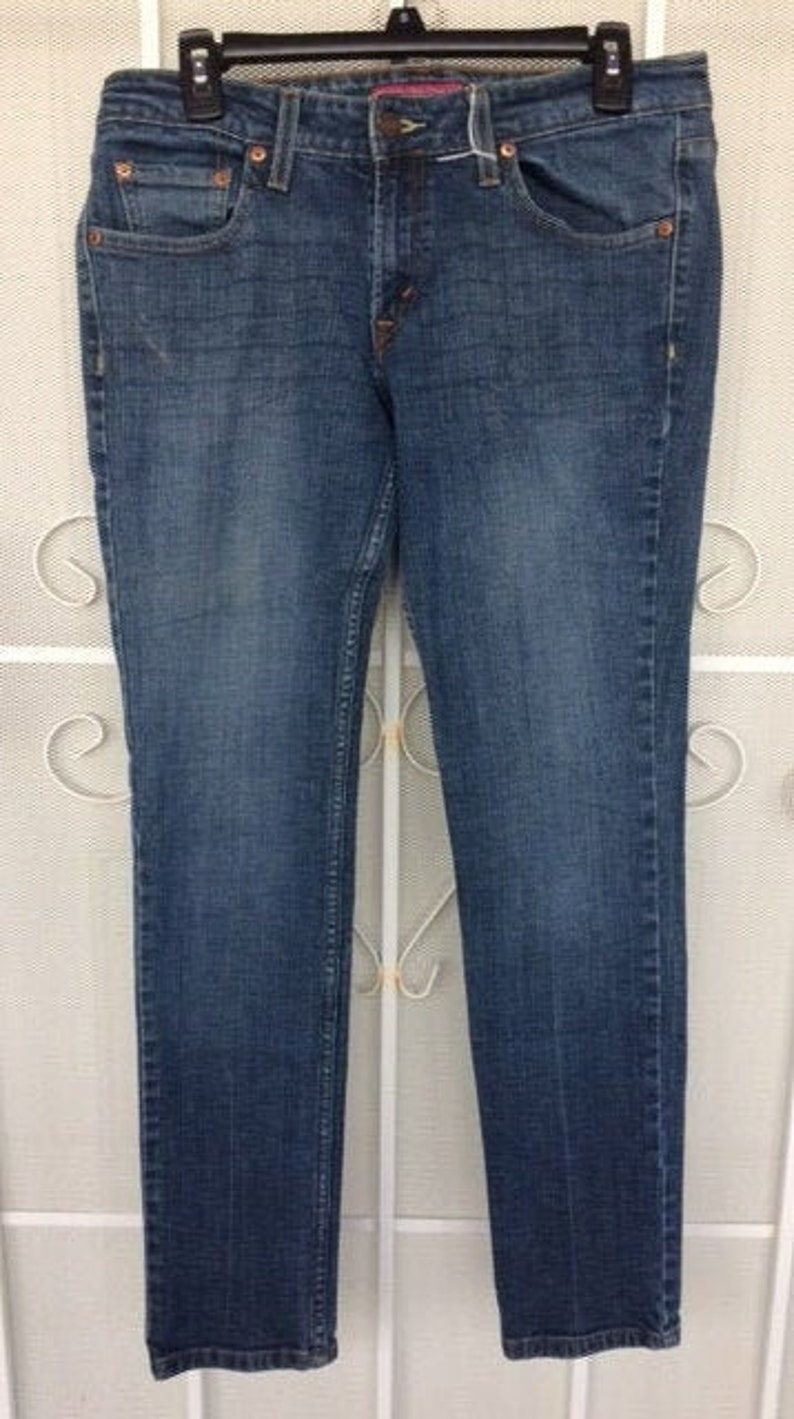 MLevisLevi rocker Super 524 low hippie Jeans 11 Levis Low Ladies Levi Jeans StraussLevis Size 524 Skinny bf7ygY6v