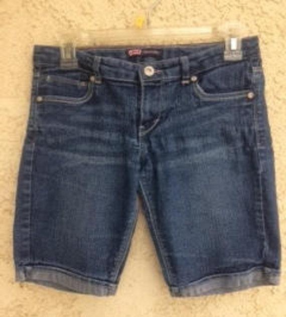 Levis Bermuda Shorts Size 16, Girls Bermuda Shorts