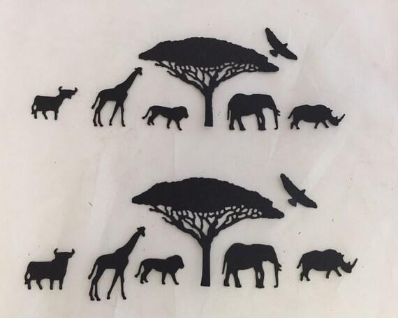 AMY DESIGN Die Cutting Die WILD ANIMALS COLLECTION Wild Animals ADD10107 Giraffe