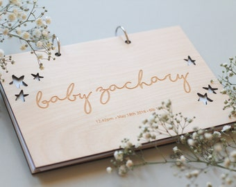 Baby Book Etsy