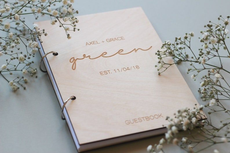 Polaroid Wedding Guest Book.Polaroid Album Minimal Guestbook Wedding Guest Book Simple Guestbook Custom Guestbook Wedding Album Wooden Guestbook Modern Guestbook