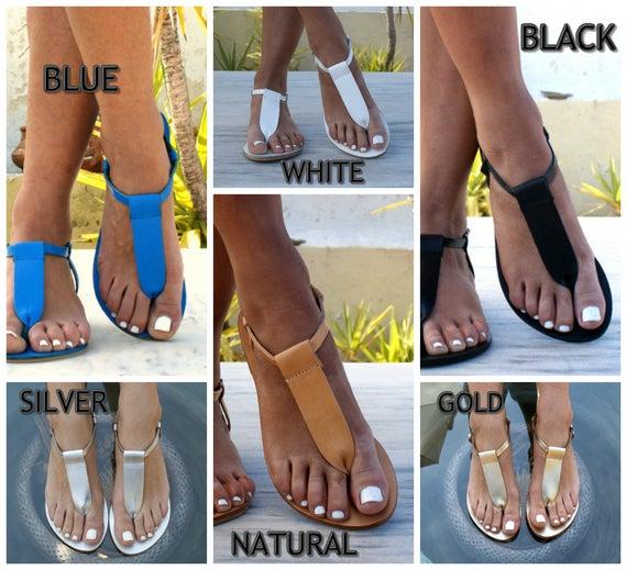 en grecques antique argent grec sandale sandales sandales en CHLOE sandale grec t 6 sandales main sandales appartements thong Sandales cuir strap vzSxq