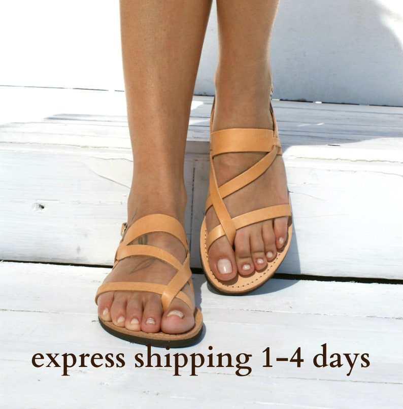db71e0d567e66a DAPHNE sandals  Greek leather sandals  Gladiator sandals