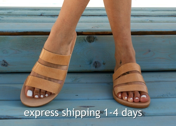 1920a984075e33 ELENI women leather sandals  ancient Greek leather sandals