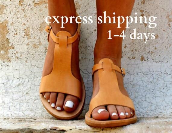 80ed2a84bb4451 CASSANDRA sandals  women Greek leather sandals  roman sandals