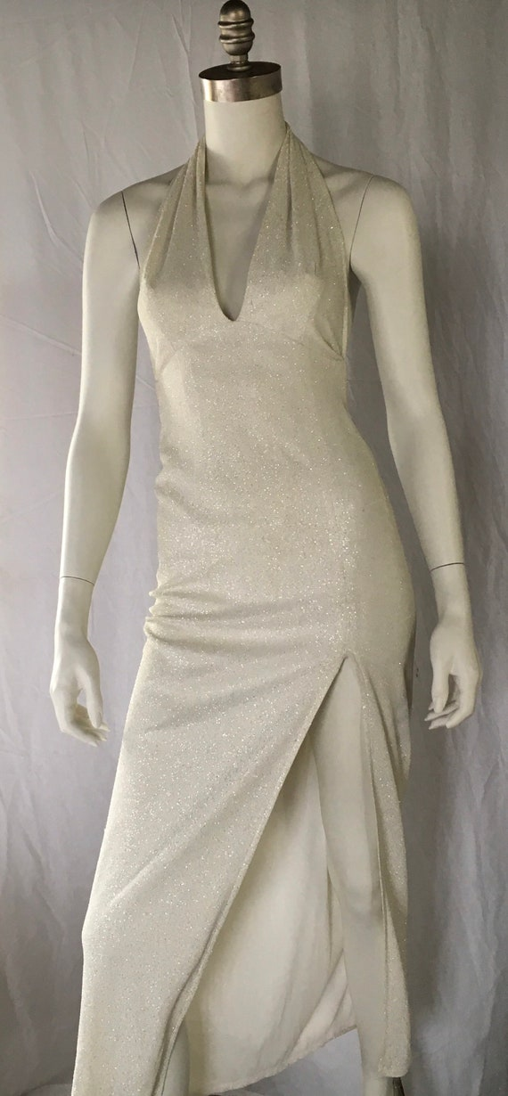 Fredericks of Hollywood 1970 dress