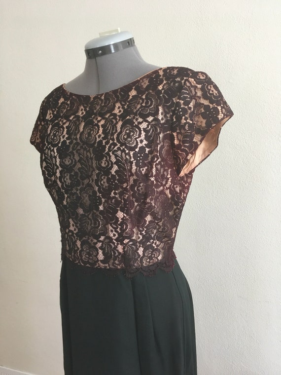 1950 wiggle dress - image 6