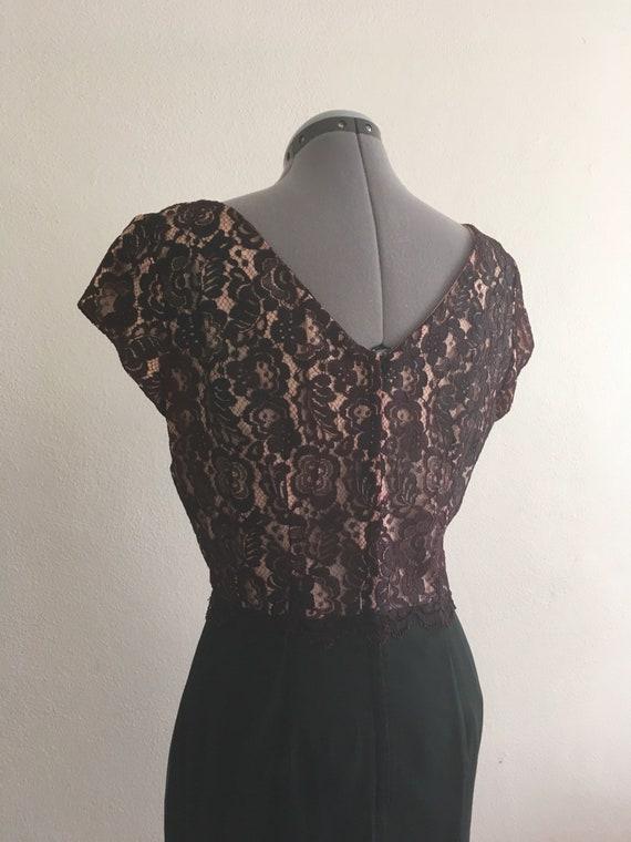 1950 wiggle dress - image 4