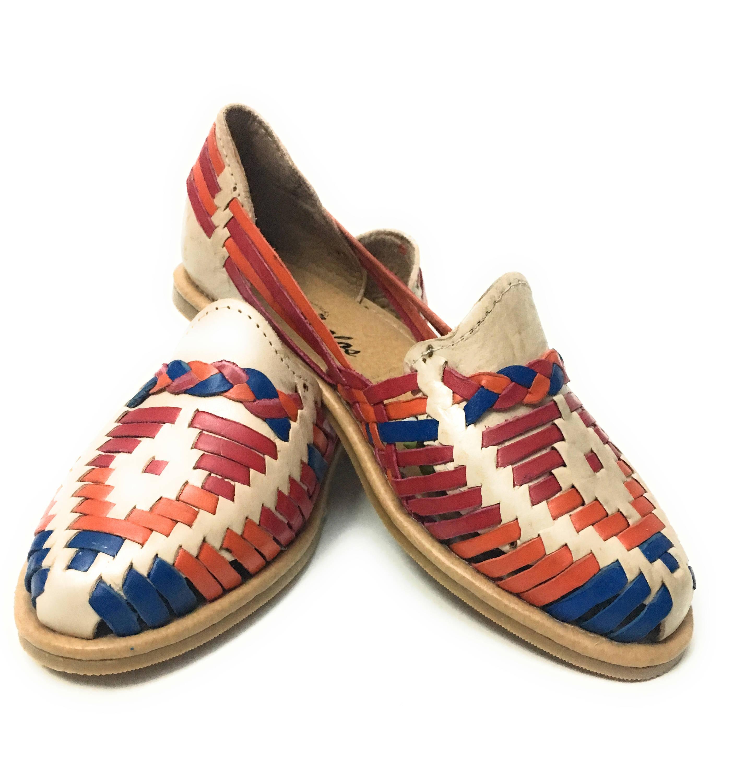a4046c2957e Women s huarache sandals. Mexican leather sandals.
