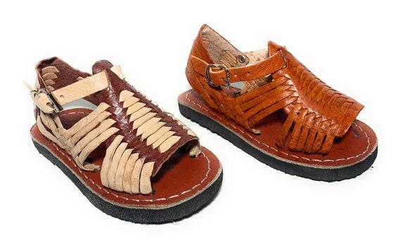 Original Mexican huarache sandals Kids Huarache Sandals Toddler/'s Leather sandals