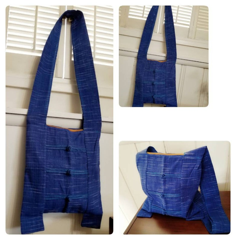 79353612855 Fabric crossbody bag, Unique, Burmese-Shan bags, Gift ideas, fabric  shoulder bags, fabric bags, unique design, handmade bags, one of a kind