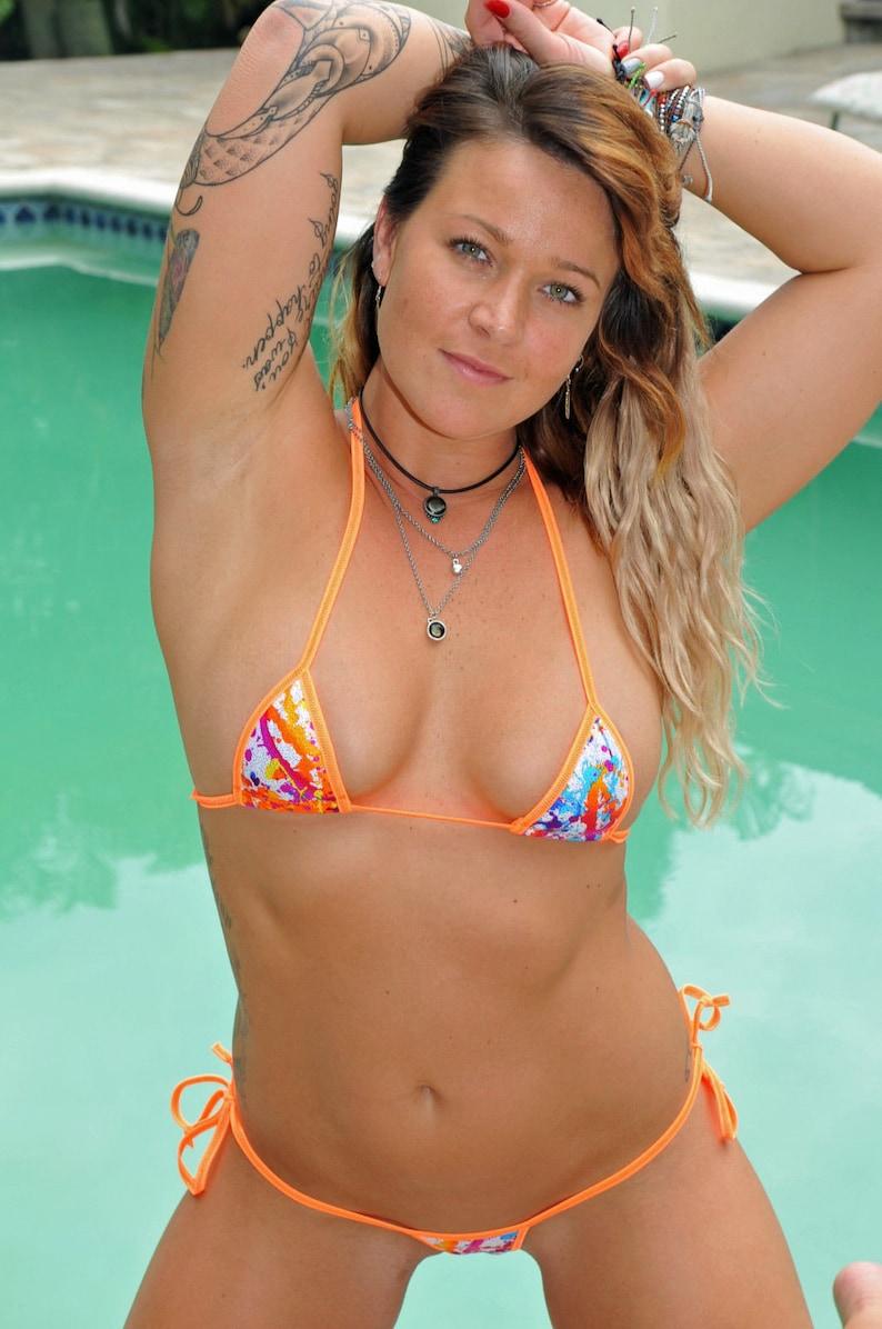 Mini micro bikini