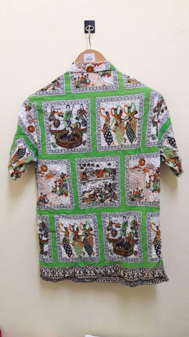 rare HAWAIIAN STYLE shirts