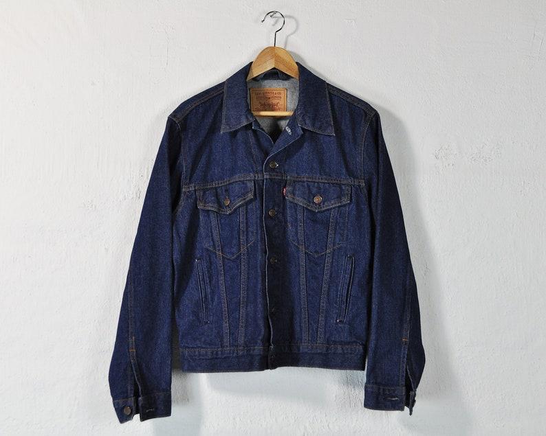 21d896bf00230 Levi s Denim Jacket Classic Vintage Jean Jacket 70s 80s