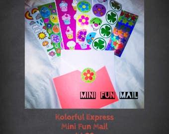 Mini Fun Mail