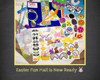 Easter Fun Mail