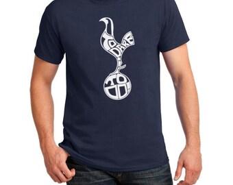 376b7ea0a Tottenham Hotspur inspire To Dare Tee (navy) EPL London