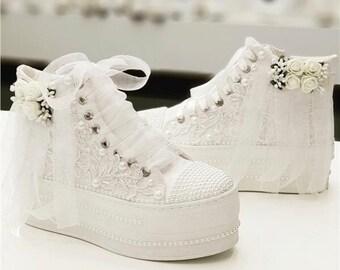 94a226f03e8 Sports bridal shoes