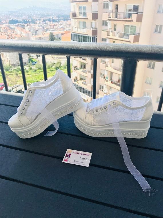 Wedding Shoes Platform Shoes Heel
