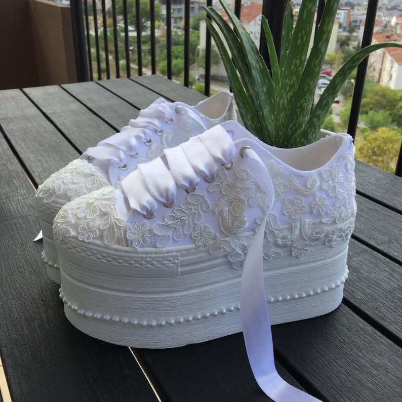 a95e62dedd0 Wedding Shoes Platform Shoes Bridal Shoes Wedding Heels