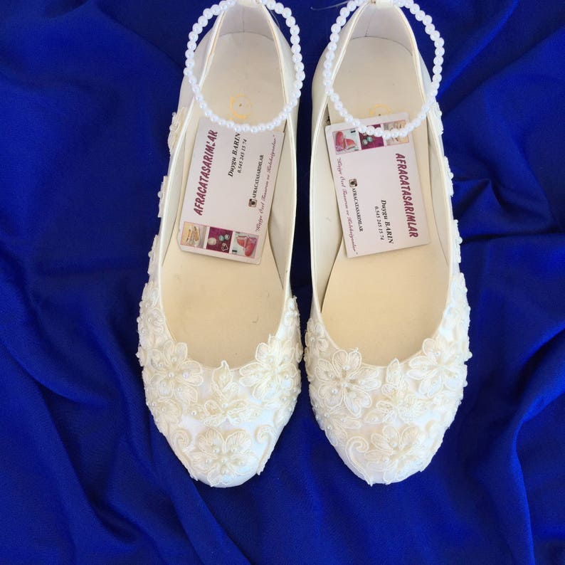 36f884b2f43c Wedding Shoes Bridal Shoes French Lace Shoes Pearl Shoes