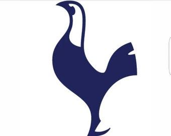 Tottenham Hotspur Vinyl Wallart