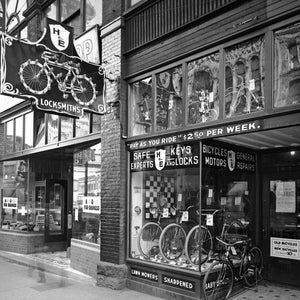 """NYC Old Photo 8.5/"""" x 11/"""" Reprint Ale House E 7th St 1937 Ale House"""