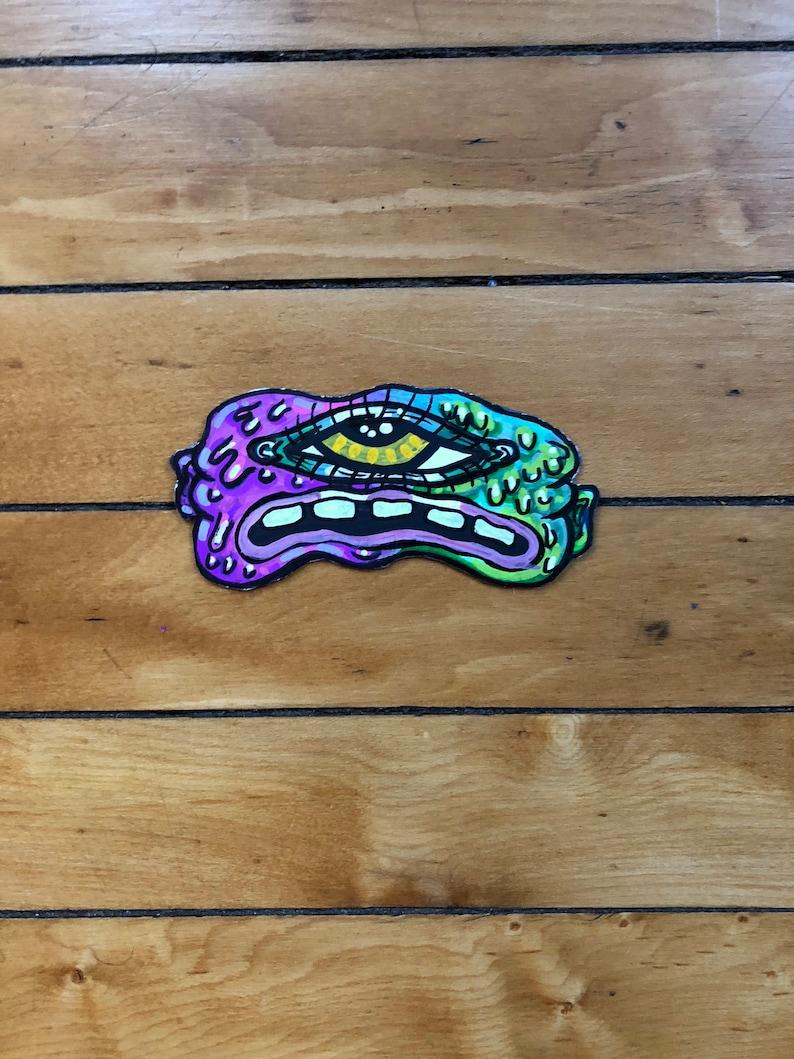 Handmade Magnet Melty