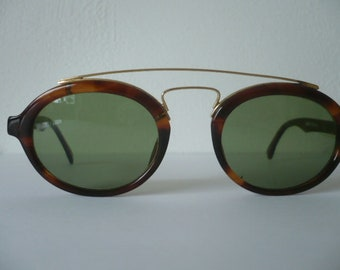 654564c256 Vintage sunglasses B   L Ray Ban Gatsby Style 6 W0941 green glass