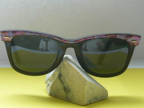 8a47b325d2 Ray-Ban W1087 Wayfarer Street neat sunglasses