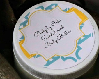 Sandalwood Body Butter