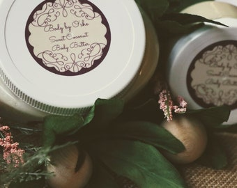 Sweet Coconut Body Butter