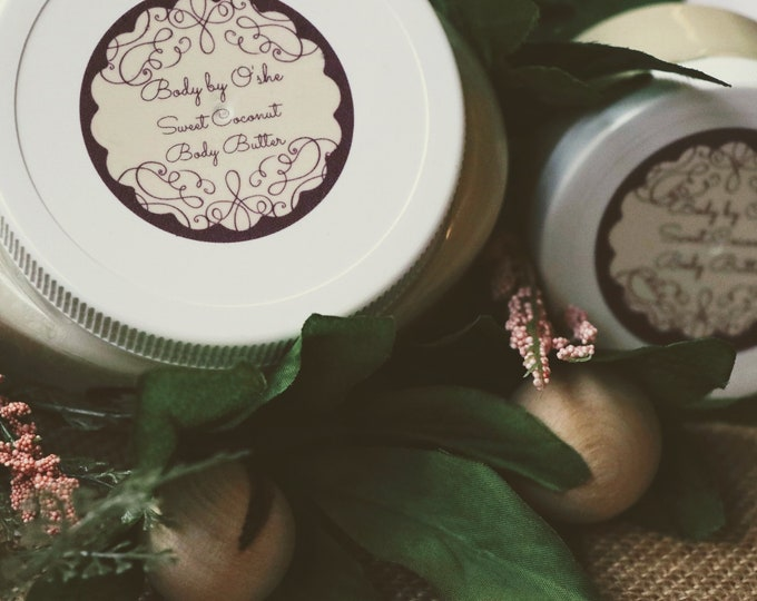 Featured listing image: Sweet Coconut Body Butter