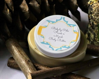 Frank n' Myrrh Body Butter