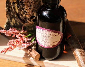 Amber Bath Oil