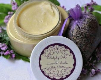 Lavender Vanilla Body Butter