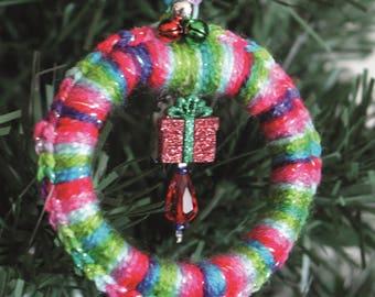 Happy Christmas Tree Decoration RR