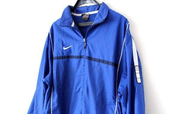 Rétro Etsy Vintage Veste Vent 90 Coupe De Nike Sweatshirt xqwpg87Y6