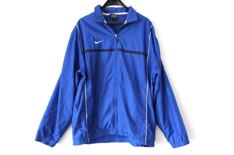 uk availability ff7c6 e5125 90 s Nike Windbreaker Vintage Nike Jacket Retro Nike   Etsy