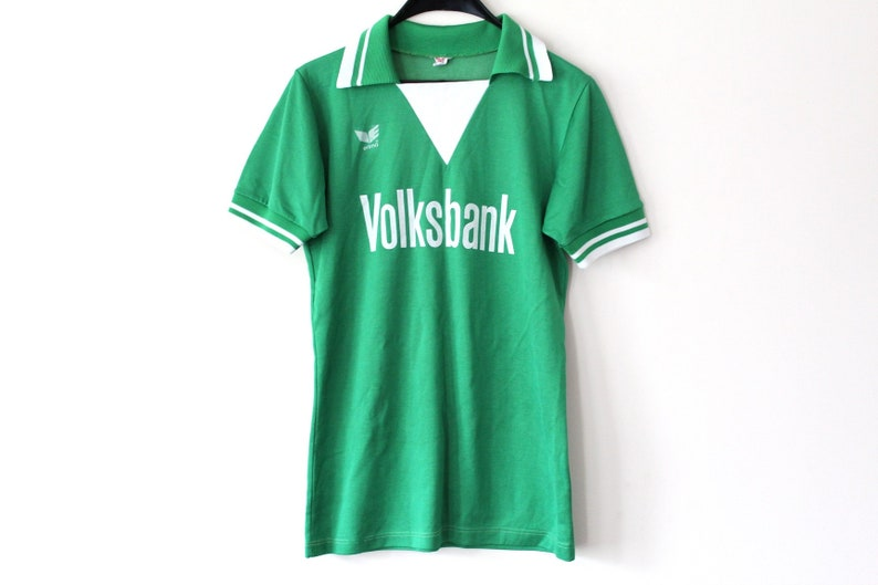 3f302709c 70's Football Shirt Made in West Germany Vintage Soccer   Etsy