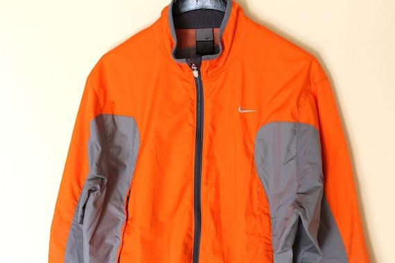 90 s Nike Windbreaker Vintage Nike Jacket Nike Sweatshirt  f12c2c296e68