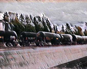 Train photo item # 4037