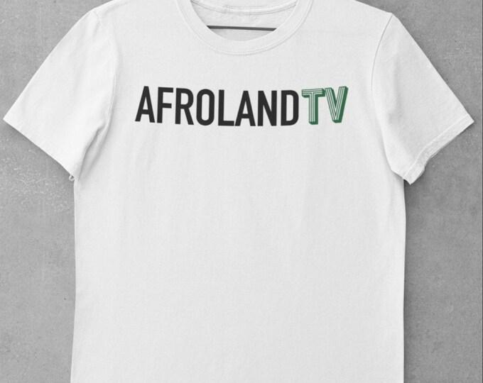 AfroLandTV T-Shirt
