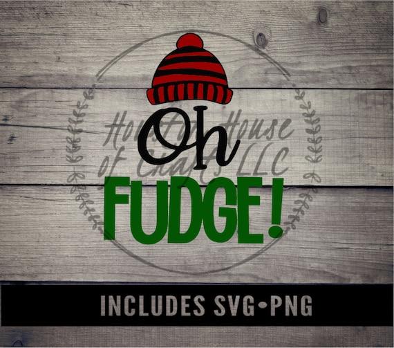 Oh Fudge Svg, Oh Fudge Png, Oh Fudge Movie Quote, Oh Fudge Movie Quote Svg, A Christmas Story Svg, A Christmas Story Png,